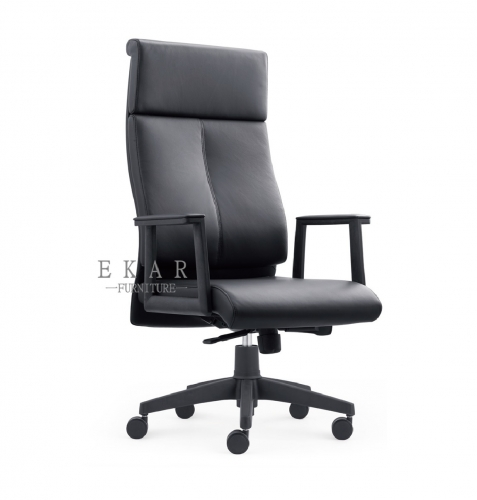 Heated Comfortable Furniture Black Office Computer Chair