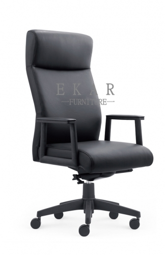 Price Luxury Leather Executive Office Chair Black