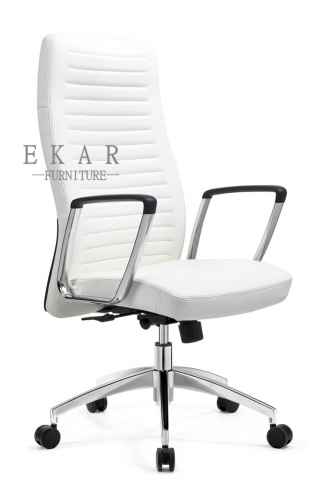 Wholesale Back Protector White Office Chair