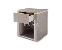 Bedroom Bedside Table With Drawer Modern Nightstand
