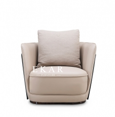 Sofa Furniture Fabric Recliner Grey Couch Set