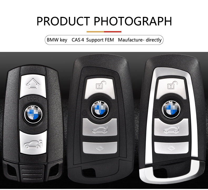 CGDI CAS4 FEM BMW smart key