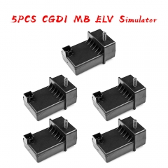 5PCS CGDI ELV Simulator Renew ESL for Benz 204 207 212 with CGDI MB For Benz Key Programmer