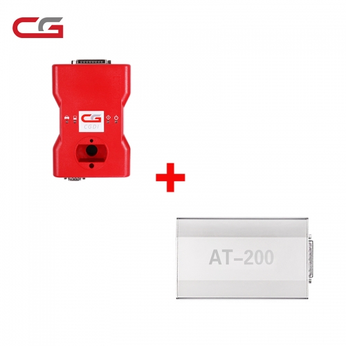 Free shipping full function CGDI BMW and AT-200 device automotive key programmer