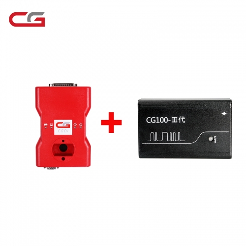 Free shipping full function CGDI BMW device and CG100 device automotive locksmith tools