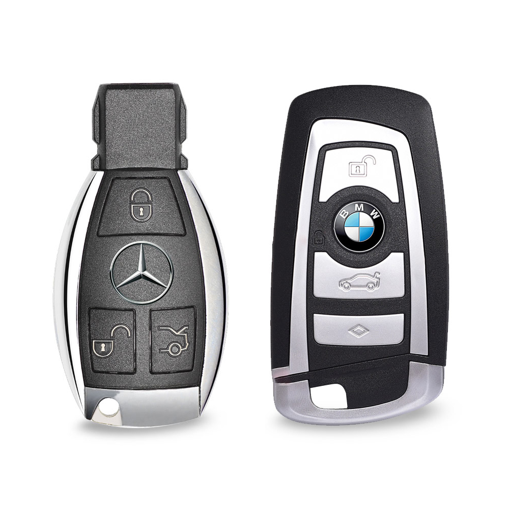 Smart  car key zone