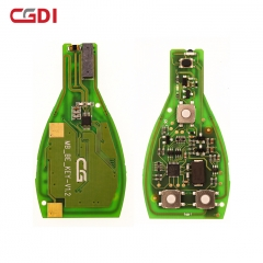 Benz smart key circuit board  315MHz And 433MHz can change frequency automatically.
