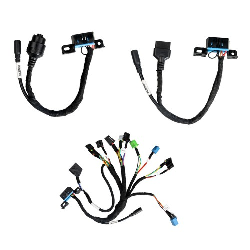 BENZ EIS/ESL Cable+7G+ISM + Dashboard Connector MOE001 Full Set BENZ Cable Work with CGDI MB/VVDI MB BGA  Tool