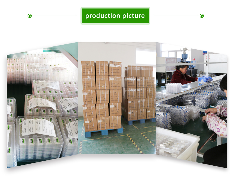 Plastic Seals Production Details