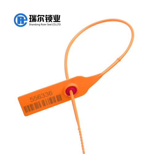 plastic seal for money tote bags bottle cap security seal REP004