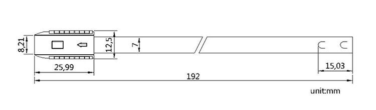 metal seal CAD