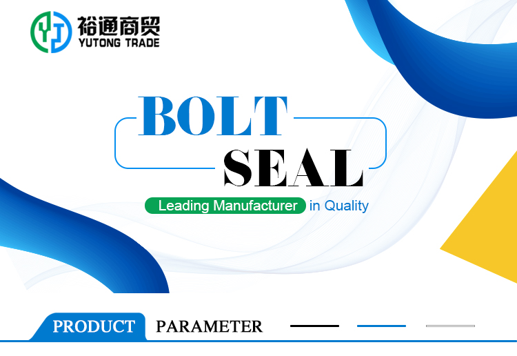 yutong bolt seal
