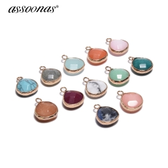 assoonas M103 Jewelry Accessories 1.7cm 2pcs/bag