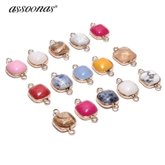 assoonas M101 Jewelry Accessories 2.1cm 2pcs/bag