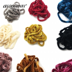 assoonas M187 cotton thread jewelry accessories about 2000cm