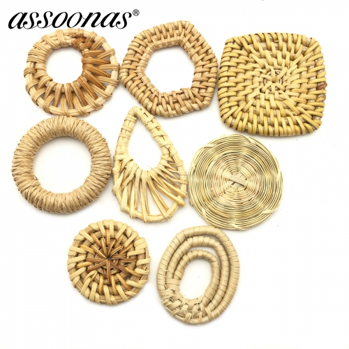 assoonas M287,wood jewelry accessories,3.6cm,10pcs/lot
