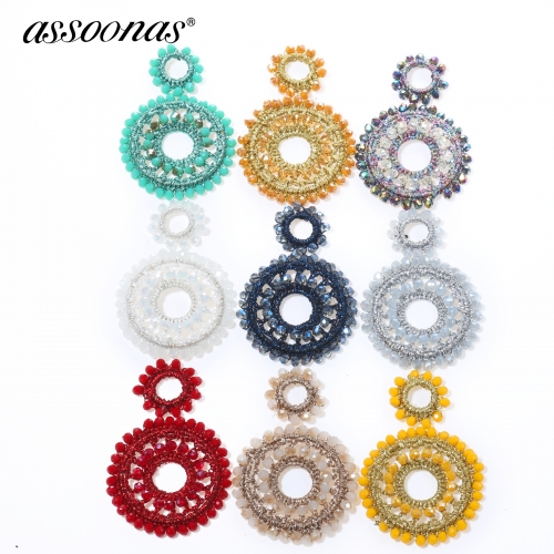 assoonas M309,Fabric jewelry accessories,4pcs/lot