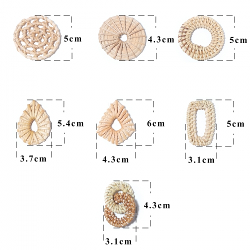 assoonas M320,Bamboo jewelry accessories,6pcs/lot