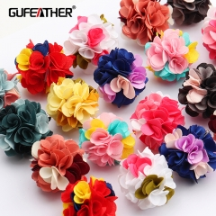 GUFEATHER L203,flower tassel,diy earrings pendant,10pcs/lot
