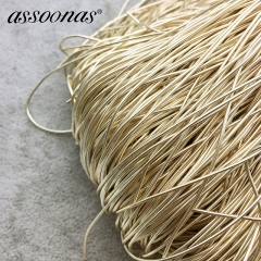 assoonas M190 copper wire jewelry accessories about 12g