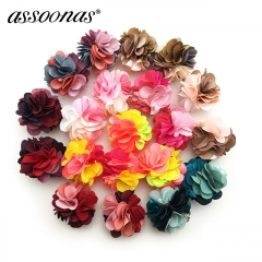 GUFEATHER L184 flower tassel 2.5cm 10pcs/lot