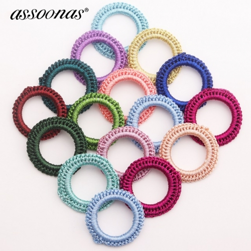 assoonas M424,jewelry accessories,round shape diy earrings,10pcs/lot