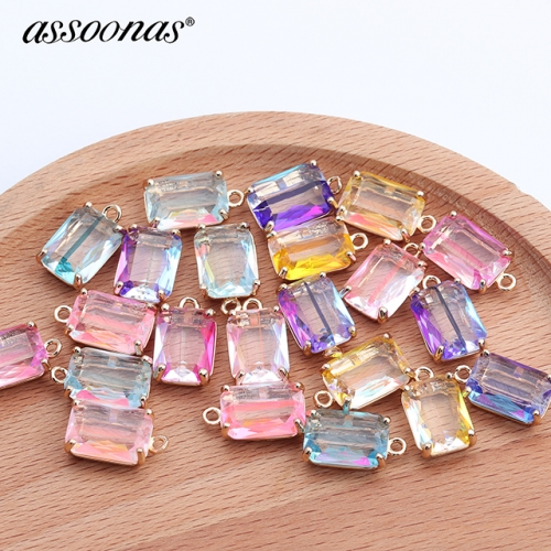 assoonas M431,natural stone,diy earrings pendant,10pcs/lot