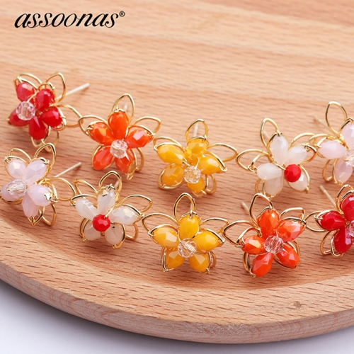assoonas M437,diy earrings pendant,jewelry making,10pcs/lot