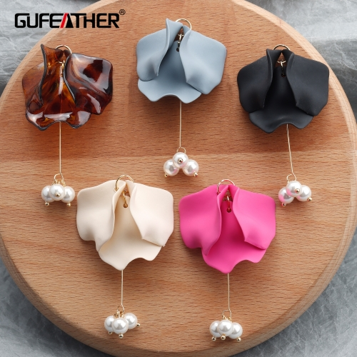 GUFEATHER M839,jewelry accessories,diy resin pendants,plastic pearl,charms,hand made,diy earrings,jewelry making,10pcs/lot