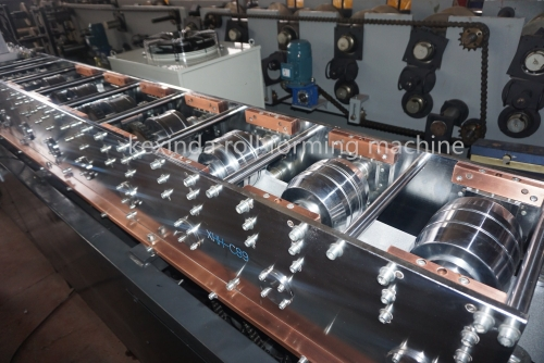 Light Gauge Steel Frame Machinery