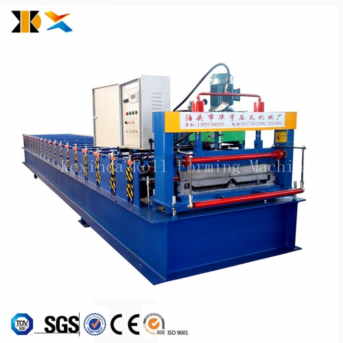 Automatic Rolling Machine 820 Joint Hidden Forming Machine