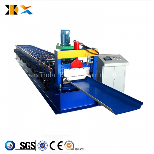Automatic Rolling Machine 470 Joint Hidden Forming Machine