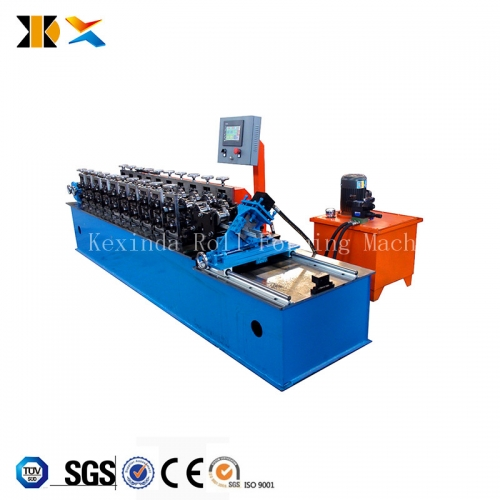 C U L steel profile metal stud and track roll forming machine L truss furring roll forming machine