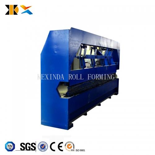 KXD steel sheet bending machine