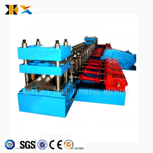 KXD roll forming machine Highway Guardrail roller forming equipment
