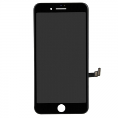 For iPhone 8 Plus LCD Screen and Digitizer Assembly with Frame - Black High Quality