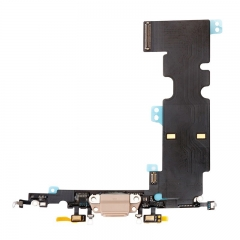 For iPhone 8 Plus USB Dock Charging Port Flex Cable - Gold