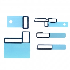For iPhone 7 Mainboard Inline Insulator Sticker 5Pcs/Set - (100PCS/Pack)