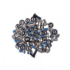 For iPhone 7 Screw Sets - Black