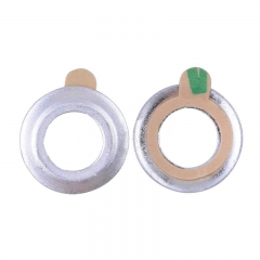For iPhone 7 Back Camera Protective Ring - Silver