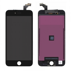 "For iPhone 6 Plus 5.5"" LCD Screen With Digitizer and Frame Assembly - Black High Quality"