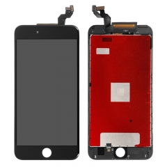 "For iPhone 6S Plus 5.5"" LCD Screen With Digitizer And Frame Assembly - Black High Quality"