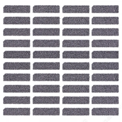 For iPhone 6S Plus LCD Screen Connector Foam Pad 100PCS/Sheet