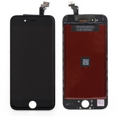 "For iPhone 6 4.7"" LCD Screen With Digitizer and Frame Assembly - Black High Quality"