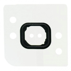 For iPhone 6/6 Plus Home Button Rubber Gasket - 100pcs/pack