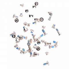 For iPhone 5S / SE Full Screws Set - Silver