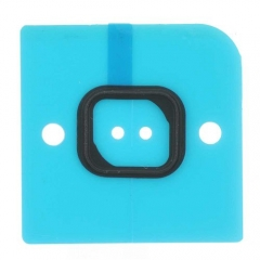 For iPhone 5S Home Button Rubber Gasket - 100pcs/pack