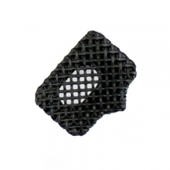 For iPhone 5S Microphone Anti-dust Mesh with Adhesive (100PCS/LOT)