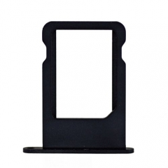 For iPhone 5 Nano Sim Card Tray - Black