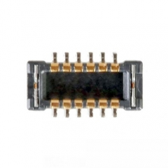 For iPhone 4S Proximity Sensor FPC Connector Port for Mainboard
